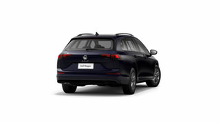 2021 Volkswagen Golf 8 110TSI Atlantic Blue 8 Speed Automatic Wagon