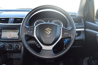 2016 Suzuki Swift FZ MY15 GL Navigator Grey 4 Speed Automatic Hatchback