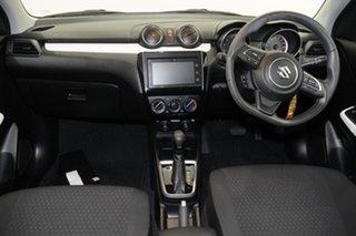 2018 Suzuki Swift AZ GL Navigator Burgundy 1 Speed Constant Variable Hatchback