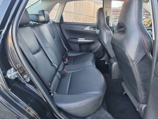 2010 Subaru Impreza G3 MY10 WRX Club Spec 10 AWD Black 5 Speed Manual Sedan