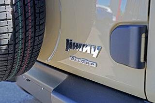 2021 Suzuki Jimny JB74 GLX Beige 4 Speed Automatic Hardtop