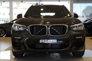 2020 BMW X3 G01 xDrive30d Steptronic M Sport Sophisto Grey 8 Speed Sports Automatic Wagon