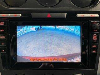 2008 Mazda CX-7 ER1031 MY07 Luxury Red 6 Speed Sports Automatic Wagon