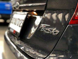 2016 Ford Fiesta WZ Sport Grey 5 Speed Manual Hatchback