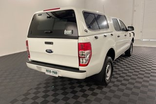 2016 Ford Ranger PX XL White 6 speed Automatic Utility