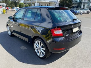 2020 Skoda Fabia NJ MY20.5 81TSI DSG Black 7 Speed Sports Automatic Dual Clutch Hatchback