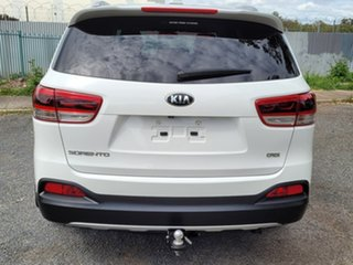 2016 Kia Sorento UM MY16 SLi AWD White 6 Speed Sports Automatic Wagon.