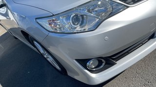 2014 Toyota Camry ASV50R Atara S Classic Silver 6 Speed Sports Automatic Sedan.