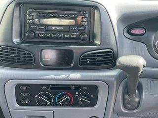 2001 Toyota Spacia SR40R White 4 Speed Automatic Wagon.