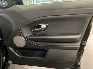 2018 Land Rover Range Rover Evoque L538 MY18 TD4 150 SE Black 9 Speed Sports Automatic Wagon.
