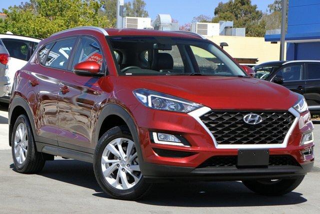 Used Hyundai Tucson TL3 MY19 Active X 2WD Aspley, 2019 Hyundai Tucson TL3 MY19 Active X 2WD Red 6 Speed Automatic Wagon