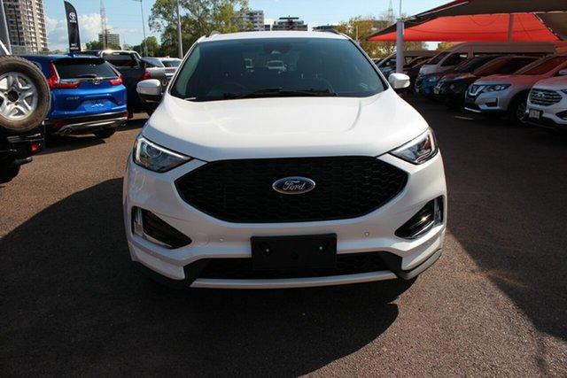 Used Ford Endura CA 2019MY ST-Line Darwin, 2019 Ford Endura CA 2019MY ST-Line White 8 Speed Sports Automatic Wagon