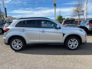 2021 Mitsubishi ASX XD MY21 LS 2WD Silver 1 Speed Constant Variable Wagon.