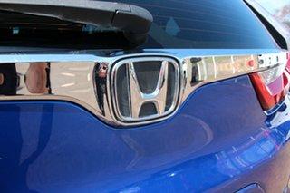 2017 Honda CR-V RW MY18 VTi-L FWD Blue 1 Speed Continuous Variable Wagon