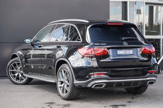 2021 Mercedes-Benz GLC-Class X253 801MY GLC200 9G-Tronic Obsidian Black 9 Speed Sports Automatic.