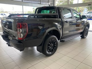 2021 Ford Ranger PX MkIII 2021.75MY FX4 Shadow Black 10 Speed Sports Automatic Double Cab Pick Up