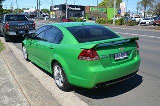 2010 Holden Commodore VE II SS Green 6 Speed Automatic Sedan.