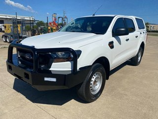 2015 Ford Ranger PX XL Hi-Rider White/291015 6 Speed Sports Automatic Utility