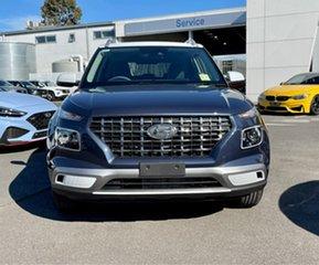 2021 Hyundai Venue QX.V3 MY21 Elite (Sunroof) Tn6 6 Speed Automatic Wagon