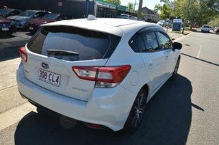 2017 Subaru Impreza MY17 2.0I Premium (AWD) White Continuous Variable Hatchback