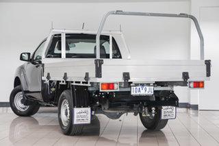 2018 Mazda BT-50 UR0YE1 XT 4x2 Hi-Rider Black 6 Speed Sports Automatic Cab Chassis.