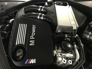 2018 BMW M2 F87 LCI Competition M-DCT White 7 Speed Sports Automatic Dual Clutch Coupe