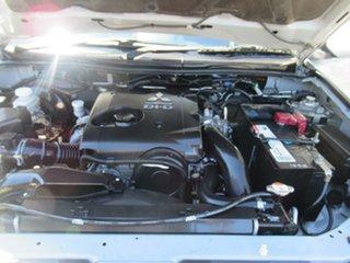 2014 Mitsubishi Challenger PC (KH) MY14 Silver 5 Speed Manual Wagon