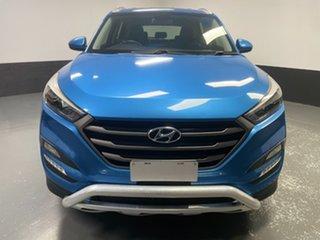2015 Hyundai Tucson TLE Active 2WD Ara Blue 6 Speed Sports Automatic Wagon.