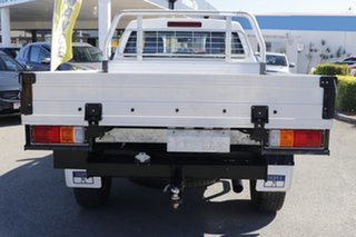 2016 Holden Colorado RG MY17 LS 4x2 Summit White 6 Speed Manual Cab Chassis