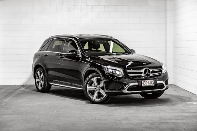 Used Mercedes-Benz GLC-Class X253 807MY GLC220 d 9G-Tronic 4MATIC Southport, 2017 Mercedes-Benz GLC-Class X253 807MY GLC220 d 9G-Tronic 4MATIC Black 9 Speed Sports Automatic