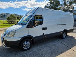2010 Iveco Daily 50C18 White Refrigerated 3.0l
