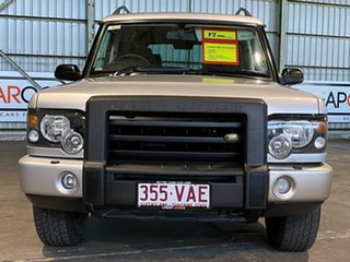 2003 Land Rover Discovery 03MY Td5 Silver 4 Speed Automatic Wagon