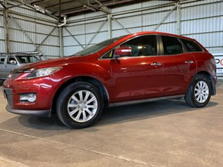 2008 Mazda CX-7 ER1031 MY07 Luxury Red 6 Speed Sports Automatic Wagon.