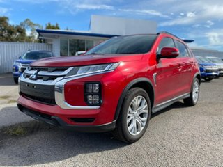 2021 Mitsubishi ASX XD MY21 LS 2WD Red 1 Speed Constant Variable Wagon