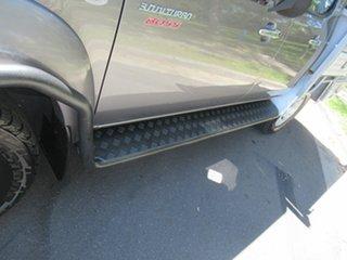 2010 Mazda BT-50 UNY0E4 SDX Grey 5 Speed Manual Utility