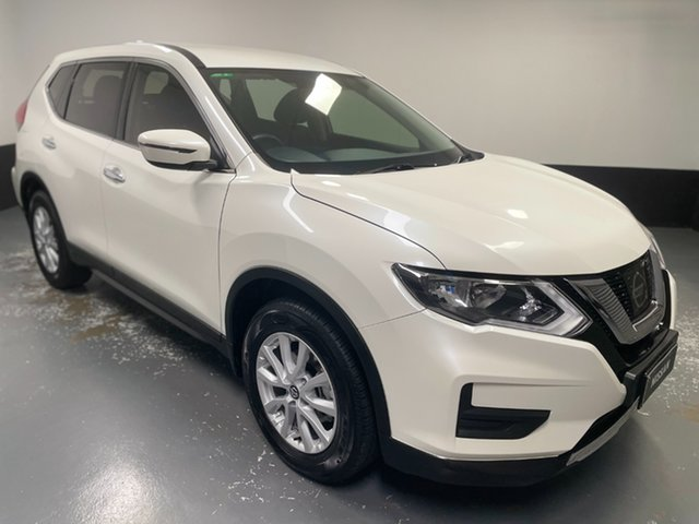 Used Nissan X-Trail T32 Series II ST X-tronic 2WD Cardiff, 2018 Nissan X-Trail T32 Series II ST X-tronic 2WD White 7 Speed Constant Variable Wagon