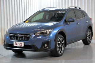 2018 Subaru XV G5X MY19 2.0i-S Lineartronic AWD Blue 7 Speed Constant Variable Wagon.