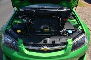 2010 Holden Commodore VE II SS Green 6 Speed Automatic Sedan