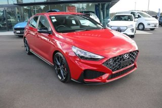 2021 Hyundai i30 Pde.v4 MY22 N D-CT Engine Red 8 Speed Sports Automatic Dual Clutch Hatchback.