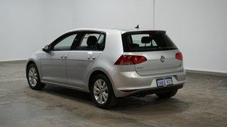 2016 Volkswagen Golf VII MY16 92TSI DSG Comfortline Silver 7 Speed Sports Automatic Dual Clutch.