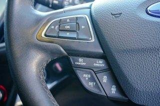2017 Ford Escape ZG Titanium Blue 6 Speed Sports Automatic Dual Clutch SUV