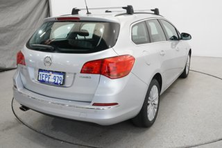 2013 Opel Astra AS Sports Tourer Silver 6 Speed Sports Automatic Wagon