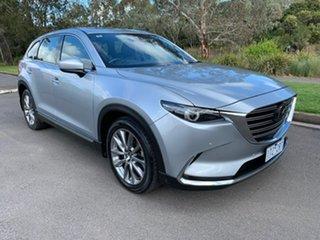 2017 Mazda CX-9 TC AZAMI Silver Sports Automatic Wagon.