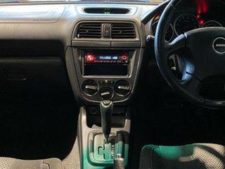2004 Subaru Impreza S MY04 WRX AWD Blue 4 Speed Sports Automatic Sedan