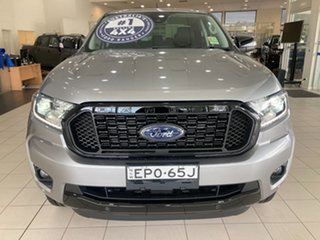 2021 Ford Ranger PX MkIII 2021.75MY FX4 Aluminium 6 Speed Manual Double Cab Pick Up.