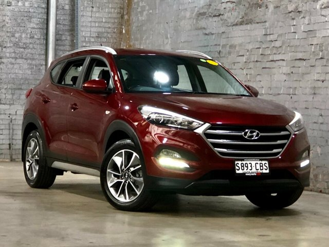 Used Hyundai Tucson TL MY17 Active X 2WD Mile End South, 2017 Hyundai Tucson TL MY17 Active X 2WD Red 6 Speed Sports Automatic Wagon