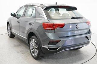 2021 Volkswagen T-ROC A1 MY21 110TSI Style INDIUM GREY METTALIC 8 Speed Sports Automatic Wagon.