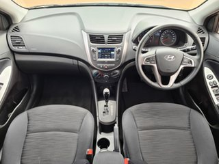 2016 Hyundai Accent RB3 MY16 SR White 6 Speed Sports Automatic Hatchback