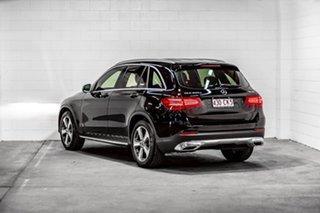 2017 Mercedes-Benz GLC-Class X253 807MY GLC220 d 9G-Tronic 4MATIC Black 9 Speed Sports Automatic.
