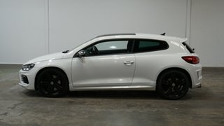 2015 Volkswagen Scirocco 1S MY15 R Coupe DSG White 6 Speed Sports Automatic Dual Clutch Hatchback